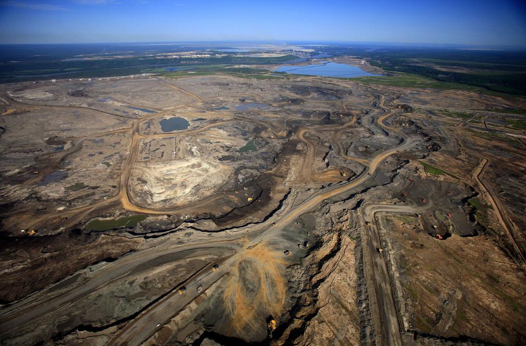 Image result for Stop Teck's mega tarsands mine
