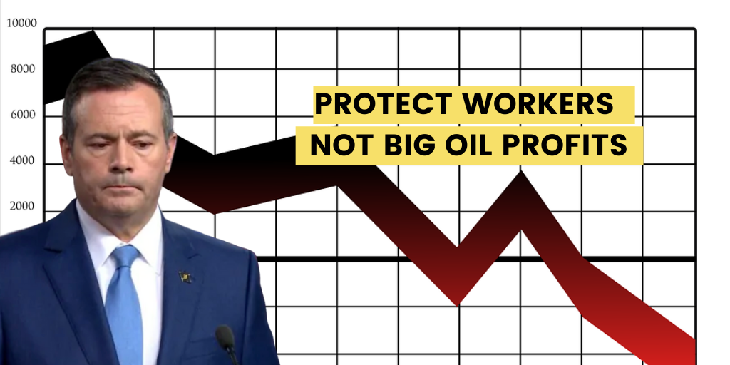 Tell Finance Minister Morneau: Don't bail out big oil, protect workers instead