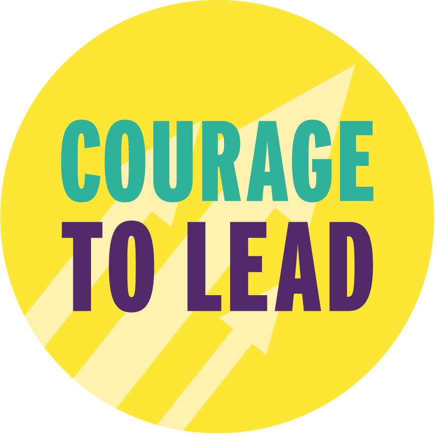 Courage to lead logo